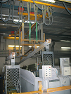 Image of Pre-treatment line support