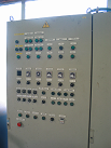 Image of Pre-treatment process cabin control panel