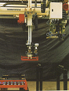 Image of Two cam shaft palletizing robots