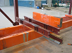 Image of Crane end girders for recycled automatical crane